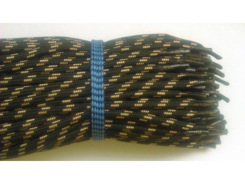 Шнурки обувные НА СКИДКЕ/для обуви/ ТИП 013 /круглые, с наполнителем/