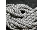 Шнурки обувные /для обуви/ ТИП 013 ХБ/80-50 (круглые, с наполнителем) ХЛОПКОВЫЕ