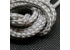 Шнурки обувные /для обуви/ ТИП 1  ХБ/160 (круглые, без наполнителя) ХЛОПКОВЫЕ