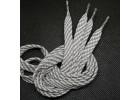 Шнурки обувные /для обуви/ ТИП 6 ХБ/80 (плоские) ХЛОПКОВЫЕ